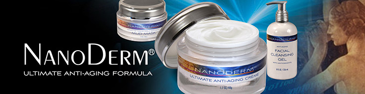 NanoDerm - Ancient Science + Modern Technology = Ultimate Anti-Aging Formula